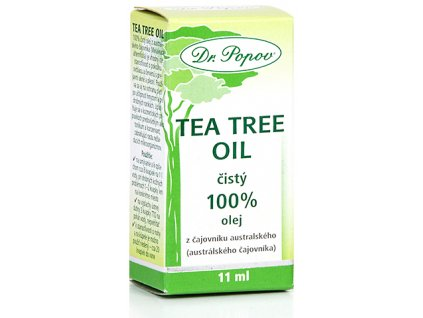 Tea Tree Oil 100%, 11 ml