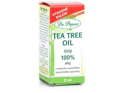 Tea Tree Oil 100%, 25 ml