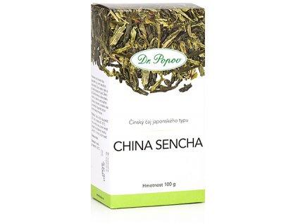 Zelený čínský čaj CHINA SENCHA japonského typu -  100 g