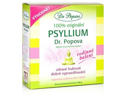Vláknina Psyllium, 500 g