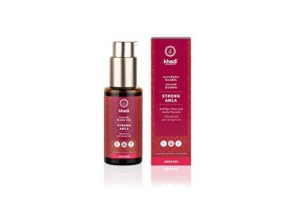 Vlasový olej AMLA pro zdraví a lesk vlasů 100ml