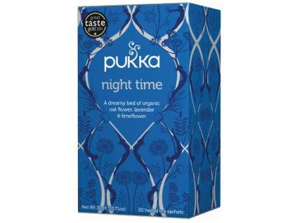 BIO Čaj ayurvédský NIGHT TIME - 20g (20 sáčků)