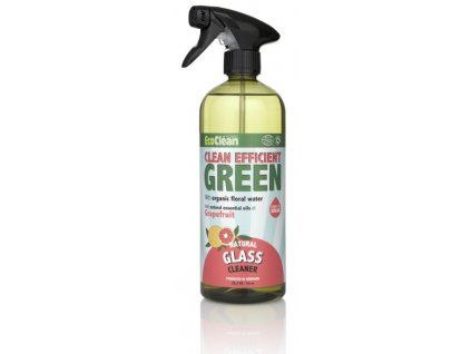 Čistič oken, skel a zrcadel s rozprašovačem - GRAPEFRUIT 750 ml