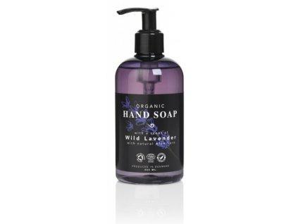 Tekuté mýdlo na ruce s pumpičkou - LEVANDULE 300ml