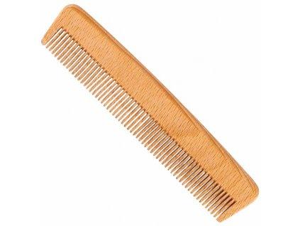 Förster´s vlasový hřeben z FSC certif. bukového dřeva - s jemnými hustými zuby 1ks