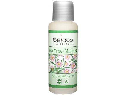 Hydrofilní odličovací olej TEA TREE-MANUKA 50ml