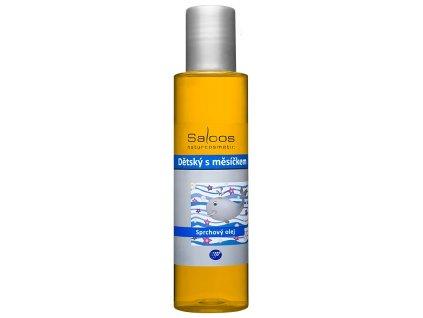 Sprchový olej DĚTSKÝ S MĚSÍČKEM