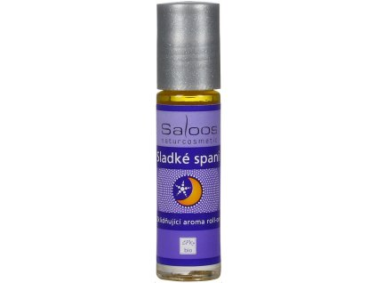 Esenciální olej Bio aroma Roll-on NA SLADKÉ SPANÍ 9ml