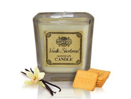 Sojová svíčka Vanilkové sušenky 200 g