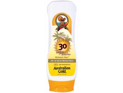 spf 30 lotion zonnebrandcreme van australian gold copy