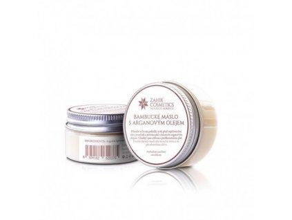 bambucke maslo s arganovym olejem 25 ml