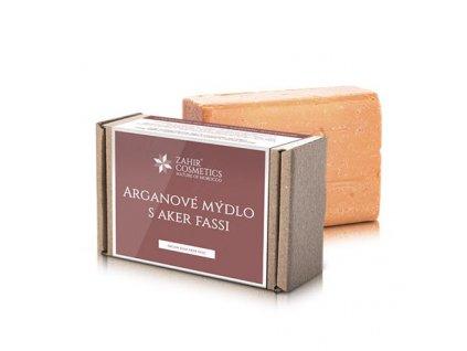 arganove mydlo s aker fassi