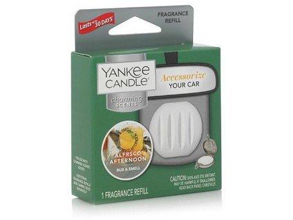 Yankee candle Alfresco afternoon Charming scent náhradní náplň 1ks