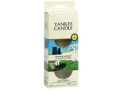Yankee candle Fresh cut roses náhradní náplň do elektrické zásuvky 2 ks