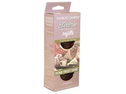 Yankee candle Home sweet home náhradní náplň do elektrické zásuvky 2 ks