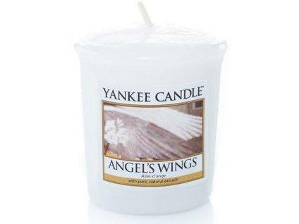 VONNÁ SVÍČKA Yankee Candle votivní svíčka Angel's wings  49 g