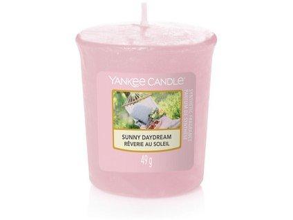 VONNÁ SVÍČKA Yankee Candle votivní svíčka Sunny daydream 49 g