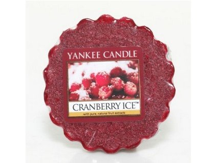 Yankee Candle vosk do aromalampy CRANBERRY ICE 22 g