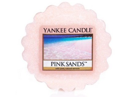 Yankee Candle vosk do aromalampy PINK SANDS 22 g