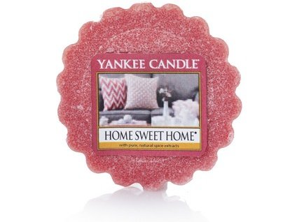 Yankee Candle vosk do aromalampy HOME SWEET HOME 22 g