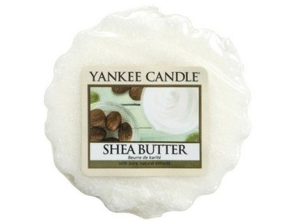 Yankee Candle vosk do aromalampy SHEA BUTTER 22 g
