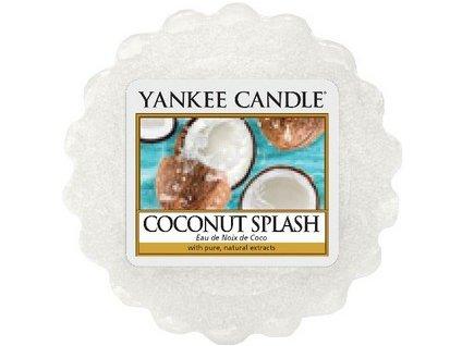 Yankee Candle vosk do aromalampy COCONUT SPLASH  22 g