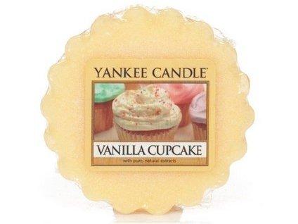 Yankee Candle vosk do aromalampy VANILLA CUPCAKE 22 g