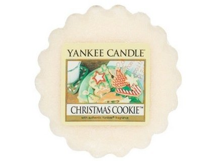 Yankee Candle vosk do aromalampy CHRISTMAS COOKIE 22 g