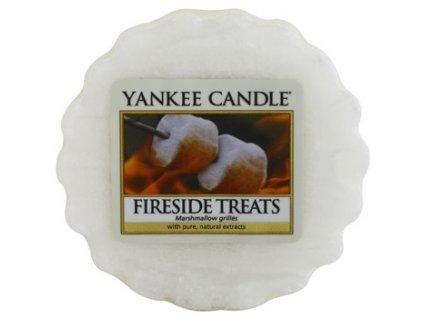 yankee candle fireside treats wax melt
