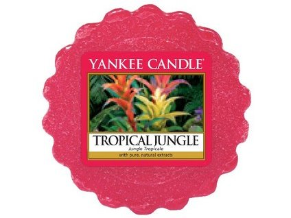 Yankee Candle vosk do aromalampy TROPICAL JUNGLE  22 g