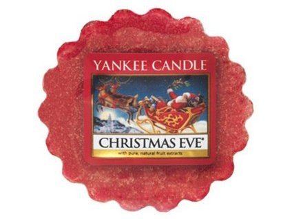 Yankee Candle vosk do aromalampy CHRISTMAS EVE  22 g