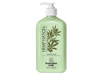 Hemp nation agave lime grande