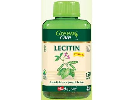 XXL balení - Lecitin 1.200 mg 150 tbl.