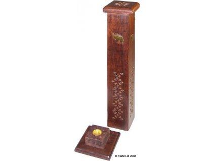Dřevěný stojan věž - dřevoshesham 1ks
