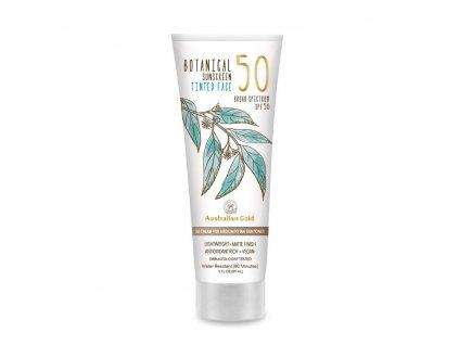 Australian Gold Botanical Sunscreen Tinted Face BB Cream SPF 50