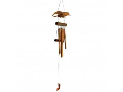 Kokosová zvonkohra Drozd 1 ks