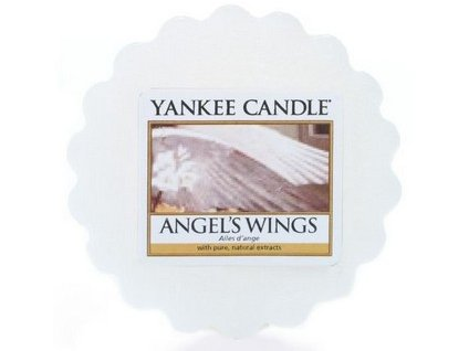 Yankee Candle vosk do aromalampy ANGELS WINGS  22 g