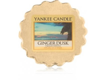 yankee candle ginger dusk vosk do aromalampy 14