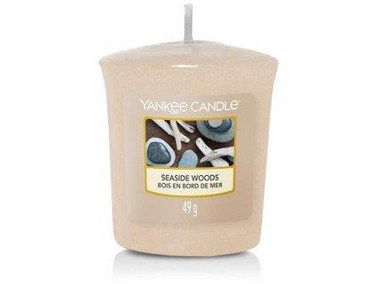 VONNÁ SVÍČKA Yankee Candle votivní svíčka Seaside woods 49 g