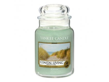 yankee candle coastal living large jar candle 1533655e