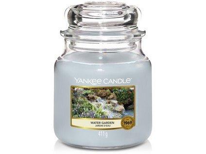 VONNÁ SVÍČKA Yankee Candle Water Garden 411g