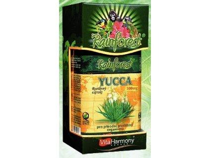 RainForest® Yucca 500 mg - 60  tbl.