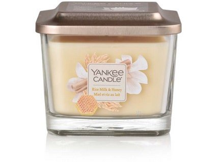 VONNÁ SVÍČKA Yankee Candle Rice Milk and Honey 347g
