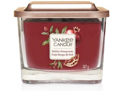 VONNÁ SVÍČKA Yankee Candle Holiday Pomegranate 347g
