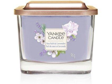 VONNÁ SVÍČKA Yankee Candle Sea Salt and Levander 96g