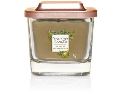 Yankee Candle Pear and Tea Leaft 96g