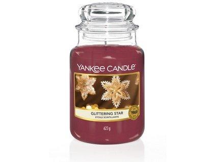 VONNÁ SVÍČKA Yankee Candle Glittering Star 623g