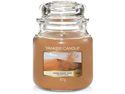 Yankee Candle Warm Desert Wind 411g