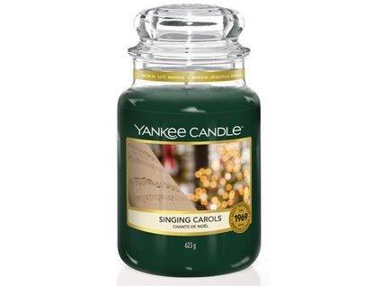VONNÁ SVÍČKA Yankee Candle Singing Carols 623g