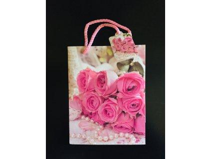Dárková taška  18 x 23 cm